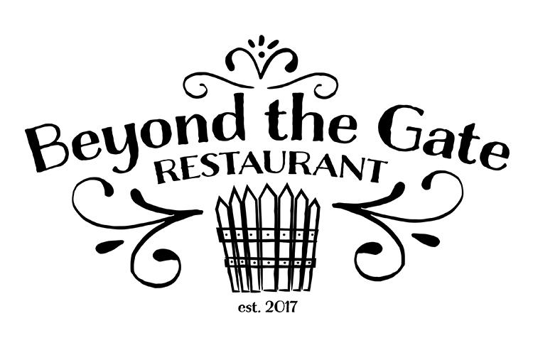 beyond the gate logo